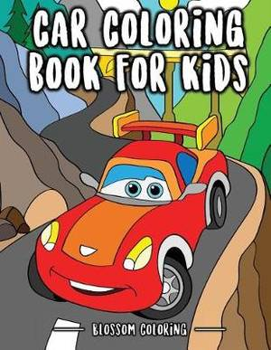 Magrudy Com Car Coloring Book For Kids Cars Coloring Book