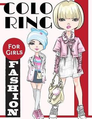Magrudy Com Fashion Coloring Books For Girls Gorgeous Fashion