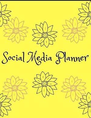 Social Media Planner: 365 Day Social Media Planner