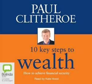 10 Key Steps To Wealth