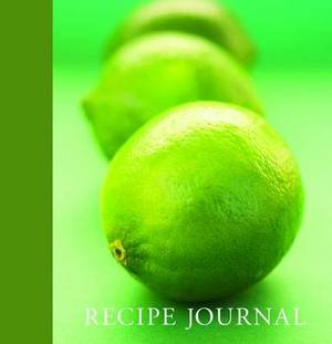 Recipe Journal: Lime