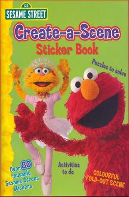 Sesame Street : Create-a-scene