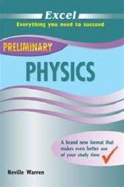 Excel Preliminary Physics - Year 11