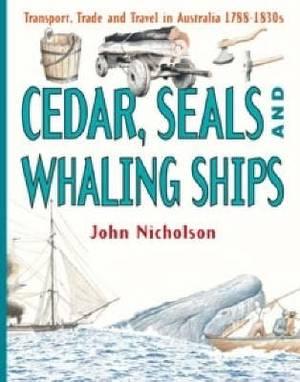 Cedar, Seals and Whaling Ships