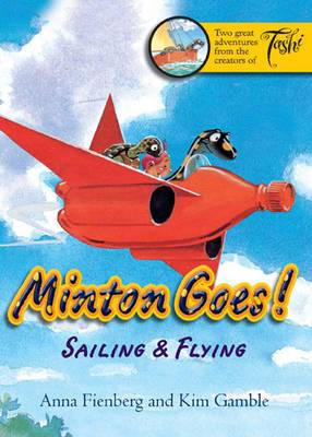 Minton Goes! Sailing & Flying