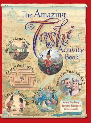 The Amazing Tashi Activity Book