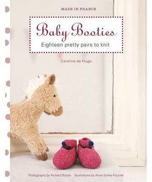 Made in France: Baby Booties