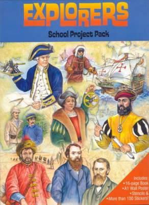 Explorers: School Project Pack
