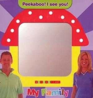 Peekaboo! I See You!: My Family