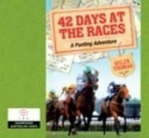 42 Days At The Races: 9 Spoken Word CDs, 10 Hours