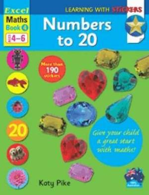 Maths Book 4 School Skills - Numbers to 20