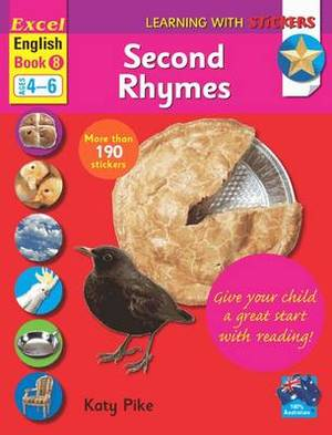Excel English Book 8 - Second Rhymes