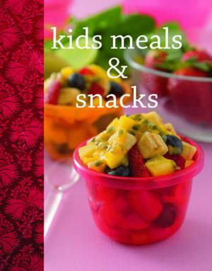 Funky chunky kids meals and snacks