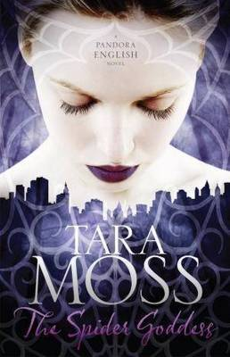 The Spider Goddess: A Pandora English Novel 2