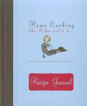 Recipe Journal - Home Cooking: Silk Spinie