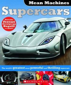 Mean Machines - Supercars