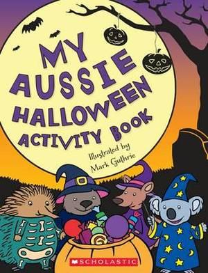 My Aussie Halloween Activity Book
