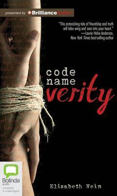 Code Name Verity: Library Edition