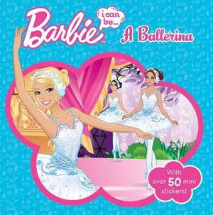 Barbie I Can be a Ballerina Storybook