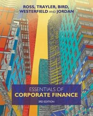 EP Essentials of Corp Finance + CNCT OL