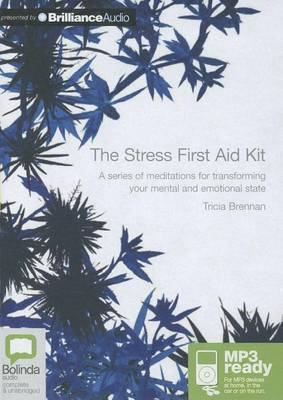 The Stress First Aid Kit: A Series of Meditations for Transforming Your Mental and Emotional State
