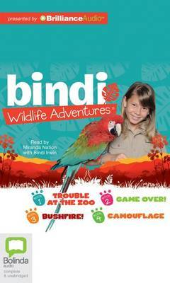 Bindi Wildlife Adventures: Books 1-4