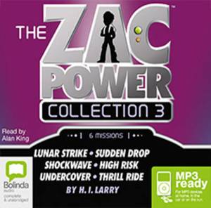 Zac Power Collection 3