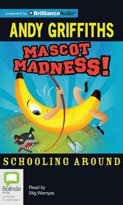 Mascot Madness: Library Edition