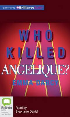 Who Killed Angelique?: Library Edition