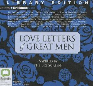 Love Letters of Great Men: Library Edition