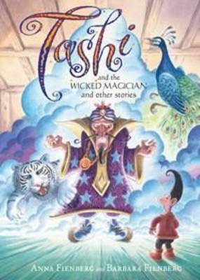 Tashi and the Wicked Magician: And Other Stories