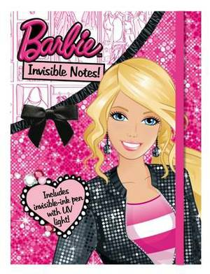 Barbie Invisible Notes
