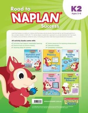Learning Express K2 Naplan Pack