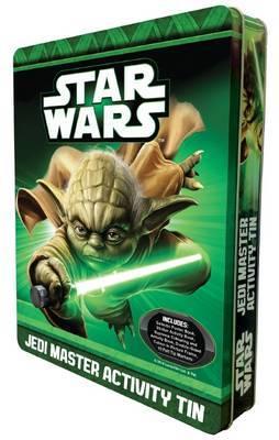 Star Wars - Jedi Master Activity Tin