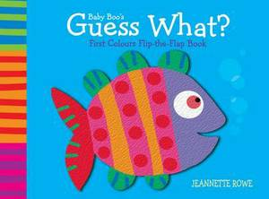 JR Guess What? Colours