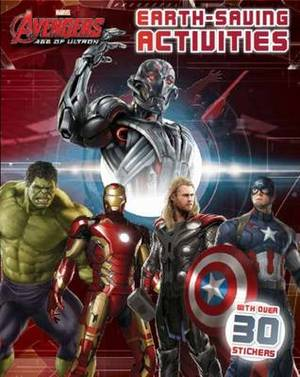 Marvel Avengers - Age of Ultron Earth-Saving Activities