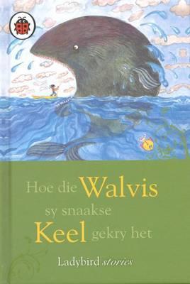 Hoe Die Walvis Sy Keel Gekry Het: Pre Gr R: Storieboek