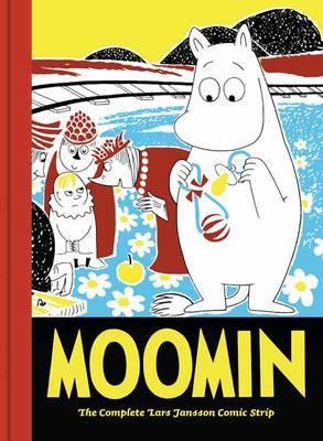 Moomin: The Complete Lars Jansson Comic Strip: Bk. 6