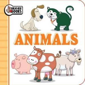Chunky Board: Animals