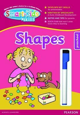 Smart-Kids Skills: Shapes (Preschool): Preschool