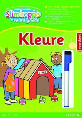 Slimkoppe Vaardighede: Kleure (Voorskool): Preschool
