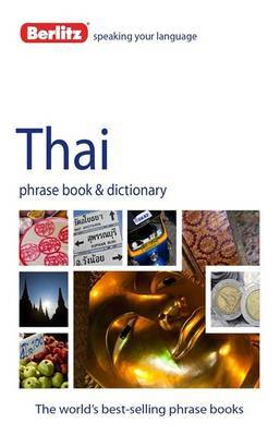 Berlitz Phrase Book & Dictionary Thai