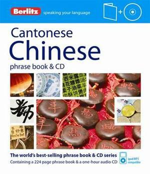 Berlitz Language: Cantonese Chinese Phrase Book & CD