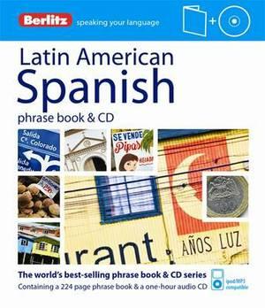 Berlitz Language: Latin American Spanish Phrase Book