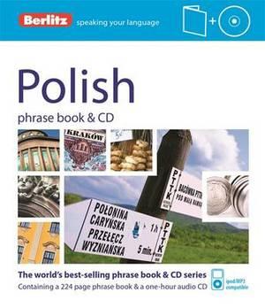 Berlitz Language: Polish Phrase Book & CD