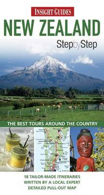 Insight Guides: New Zealand Step by Step Guide