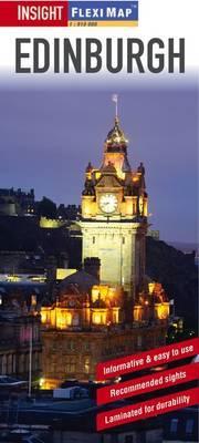 Insight Flexi Map: Edinburgh