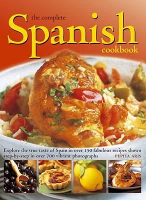 Complete Spanish Cookbook