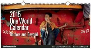 One World Calendar 2015