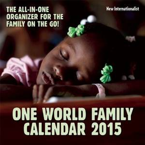 The One World Family Calendar 2015